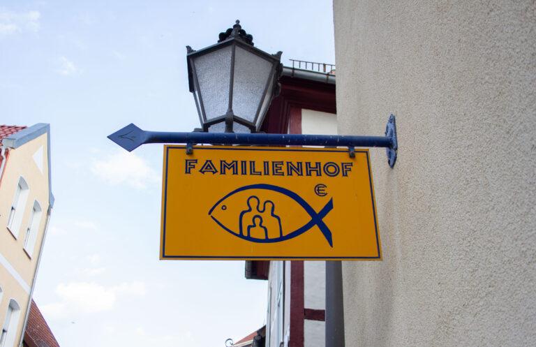 Schild Straße